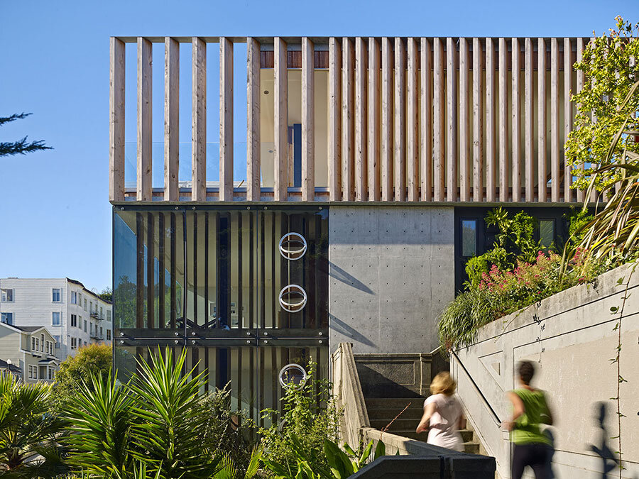 Peter's House in San Francisco, by CraigSteely Architecture (2)
