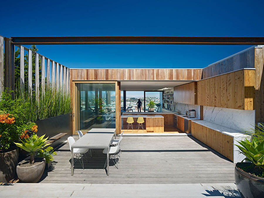 Peter's House in San Francisco, by Craig Steely Architecture