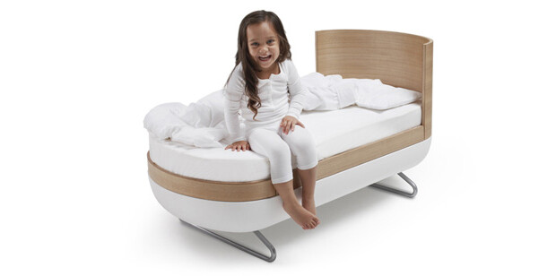 Ubabub – crib for babies with a special aesthetic