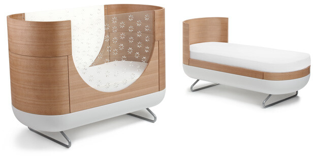 crib for babies with a special aesthetic Natasha and Dabiel Dumais (5)