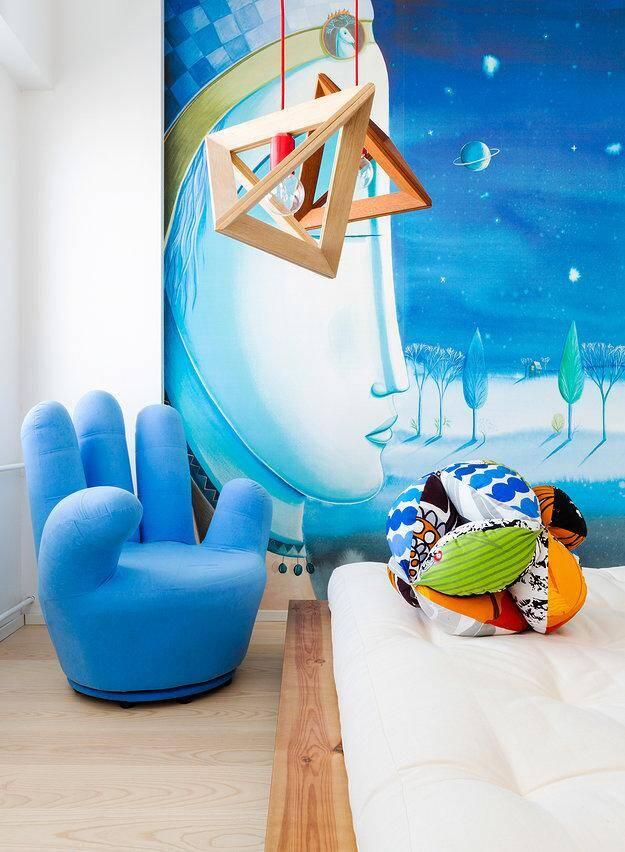 apartment renovated by the Italian designer Maurizio Giovannoni (10)