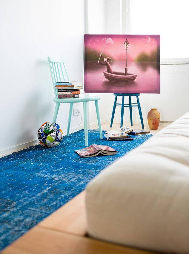 apartment renovated by the Italian designer Maurizio Giovannoni (5)