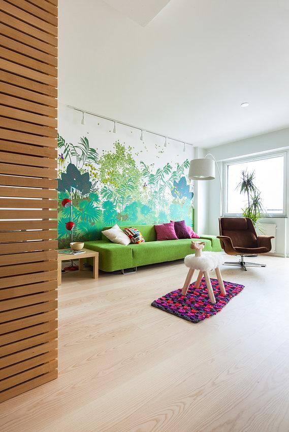 apartment renovated by the Italian designer Maurizio Giovannoni (7)