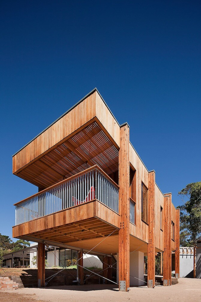 BeachHouse by Clare Cousins Architects (1)