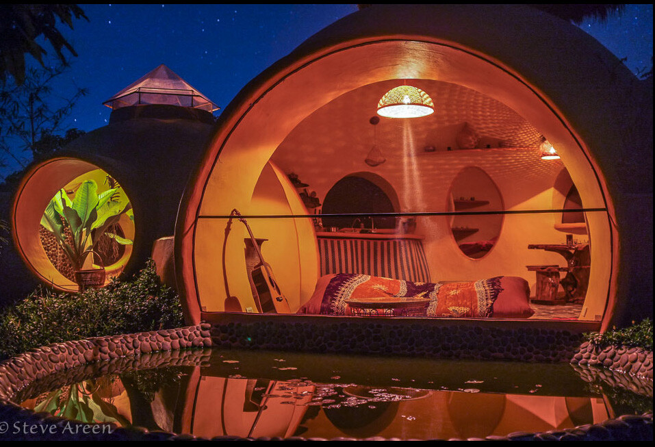 Dome home- fast, beautiful and fun - Steve Areen