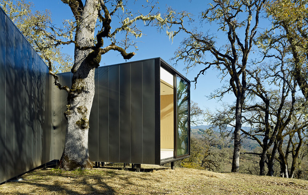 Moose Rd House- low cost, durability and environmental protection by Mork Ulnes Architects (9)