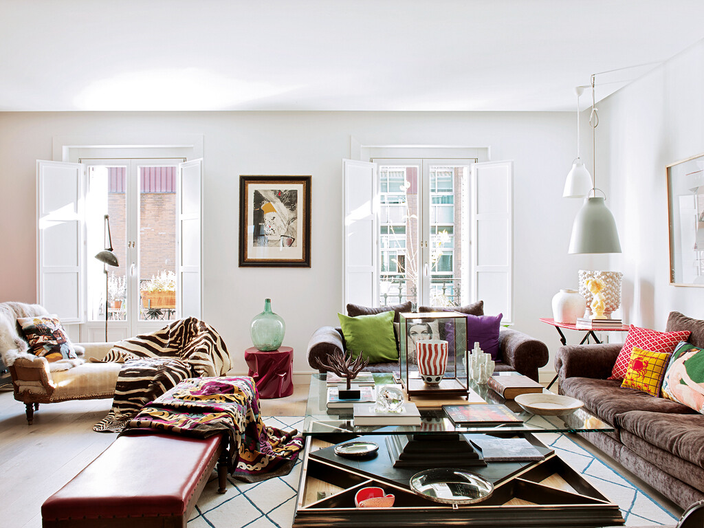 Style and vibrant tones in Madrid, by Marengo Interiorismo (9)