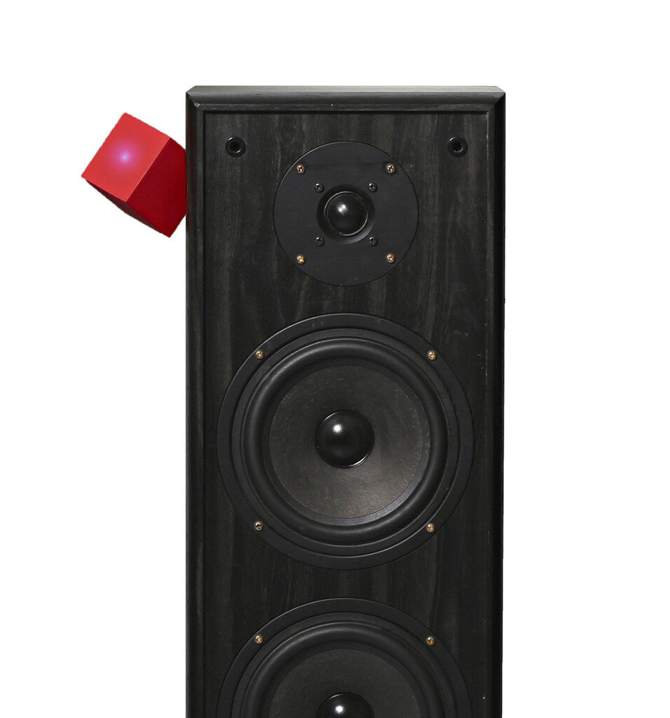 The Vamp - new life for old speakers, by Paul Cocksedge (5)