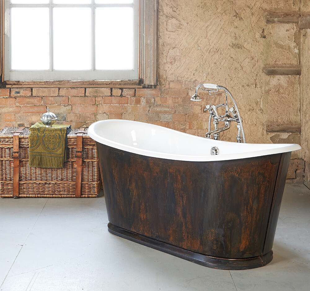 The bathtub - a touch of elegance and originality, by Drummonds (1)