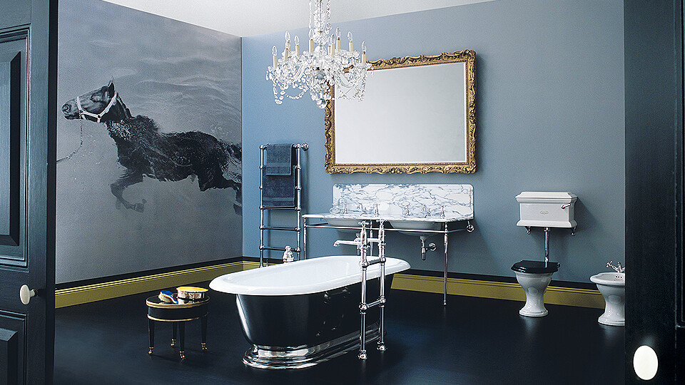 The bathtub - a touch of elegance and originality, by Drummonds (18)