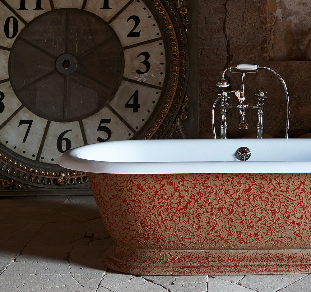 The bathtub - a touch of elegance and originality, by Drummonds (2)