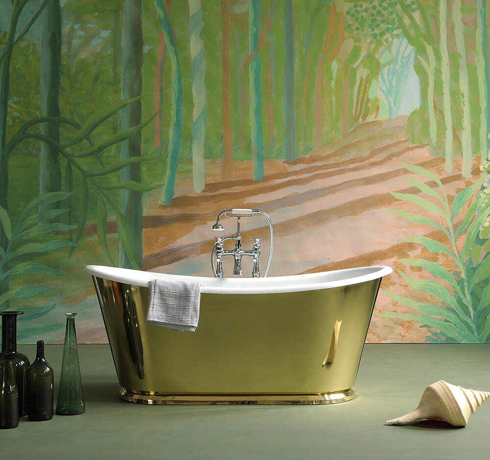 bathtub - a touch of elegance and originality, by Drummonds