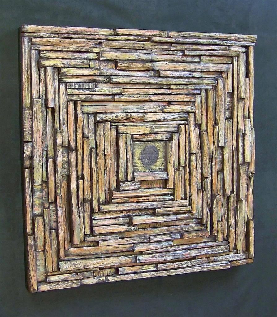 ContemporaryArt - eccentricity of wood, by Olga Oreshyna (17) (Custom)