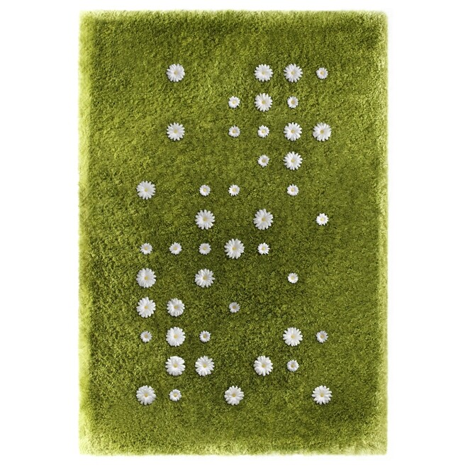 Daisy Garden Rug - a playful and interactive rug by Joe Jin Design Company Ltd (3)