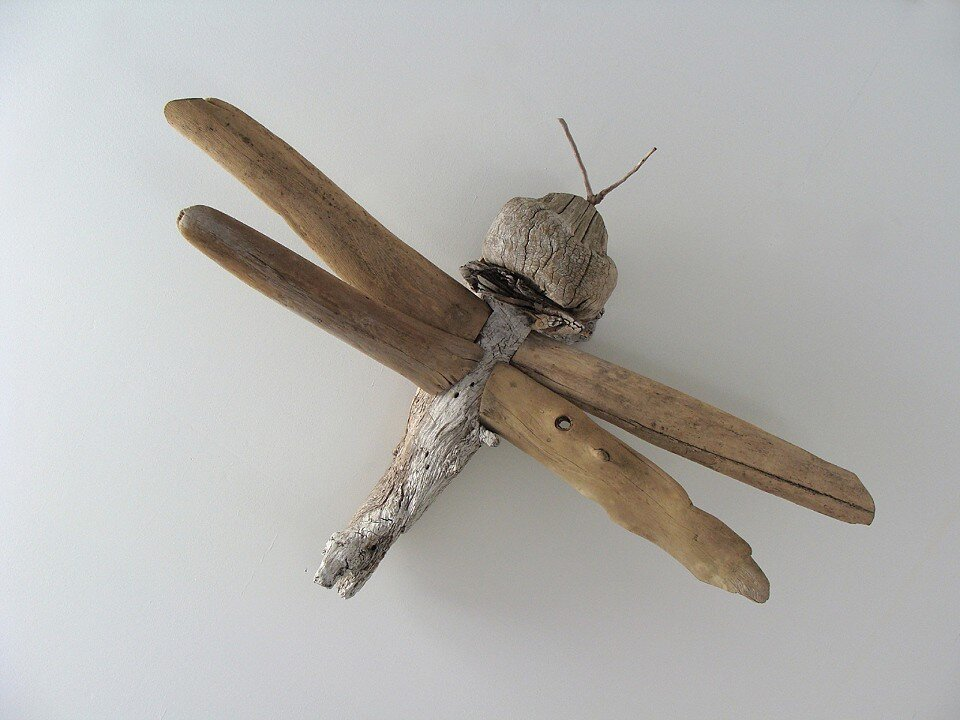 Painting Driftwood Ideas