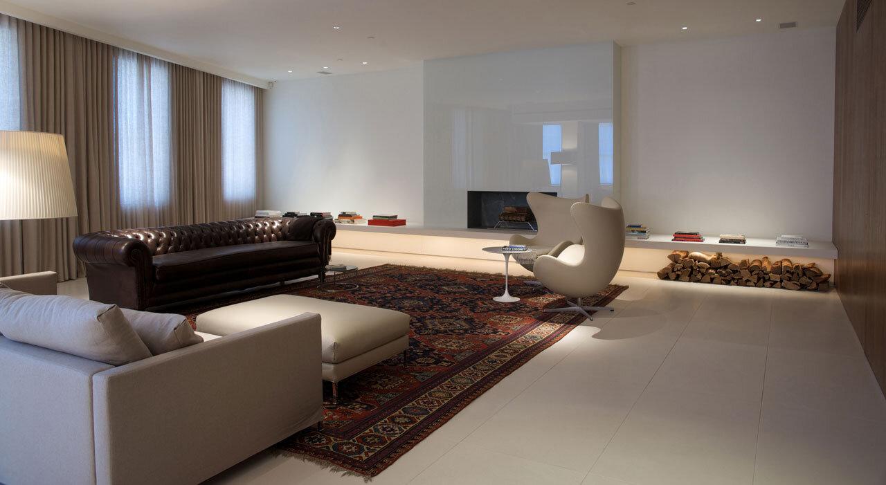 Duplex penthouse cooper square cws architecture