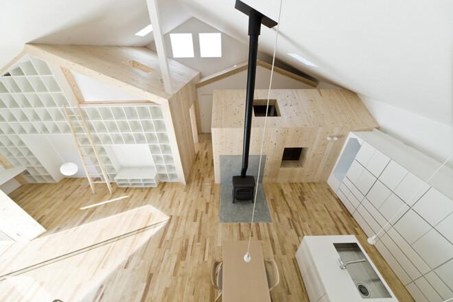 House K - original project by Yoshichika Takagi (3)
