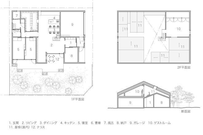 House K - original project by Yoshichika Takagi (9)