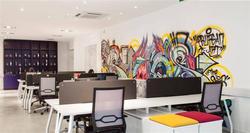Verve offices – another expression of talent and creativity