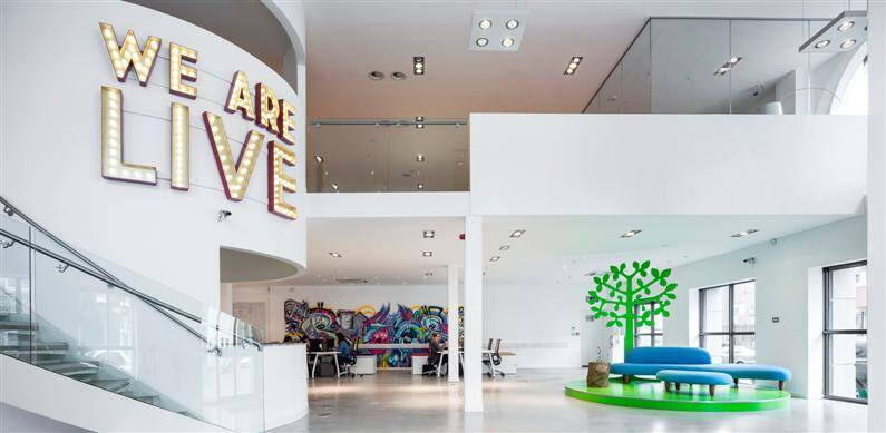 Verve offices - another expression of talent and creativity