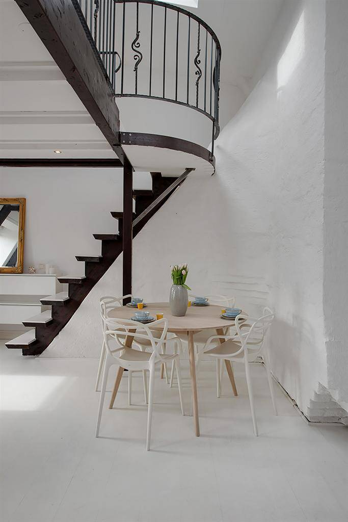Apartment in Gothenburg an oasis of calmness with a special charm (10) (Custom)