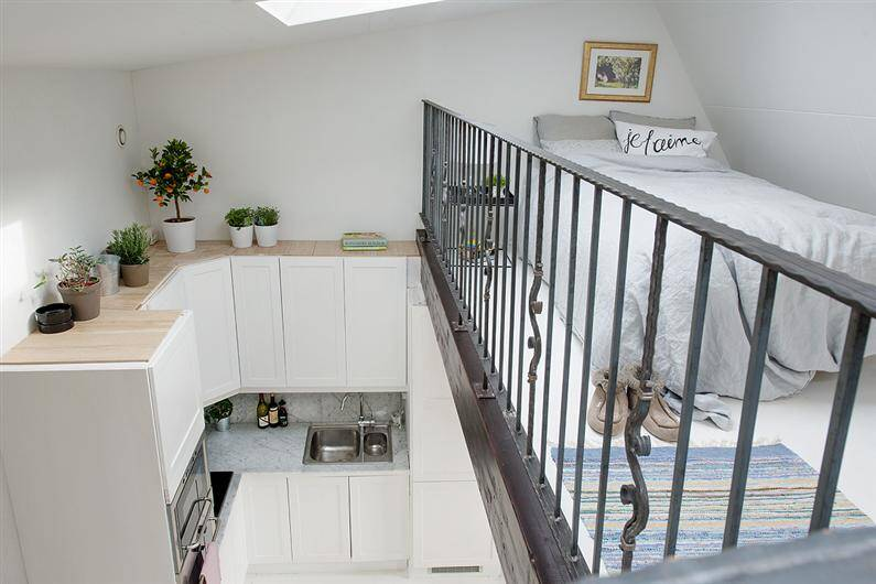 Apartment Gothenburg an oasis of calmness with a special charm (11) (Custom)