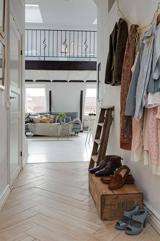 Apartment  Gothenburg an oasis of calmness with a special charm (13) (Custom)