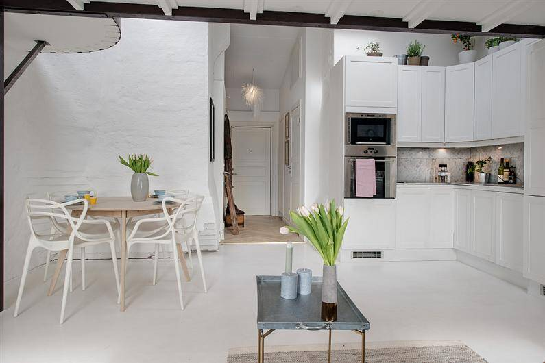 Apartment in Gothenburg an oasis of calmness with a special charm (14) (Custom)