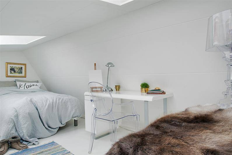 Apartment  Gothenburg an oasis of calmness with a special charm (19) (Custom)
