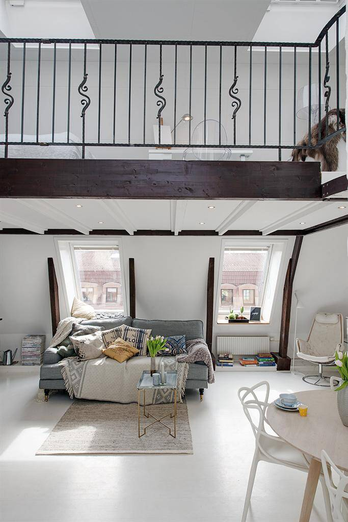 Apartment in Gothenburg an oasis of calmness with a special charm (20) (Custom)