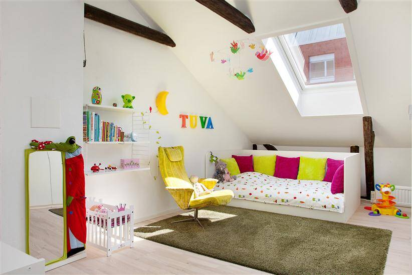 Apartment in Malmo - more united design styles give freshness (15)