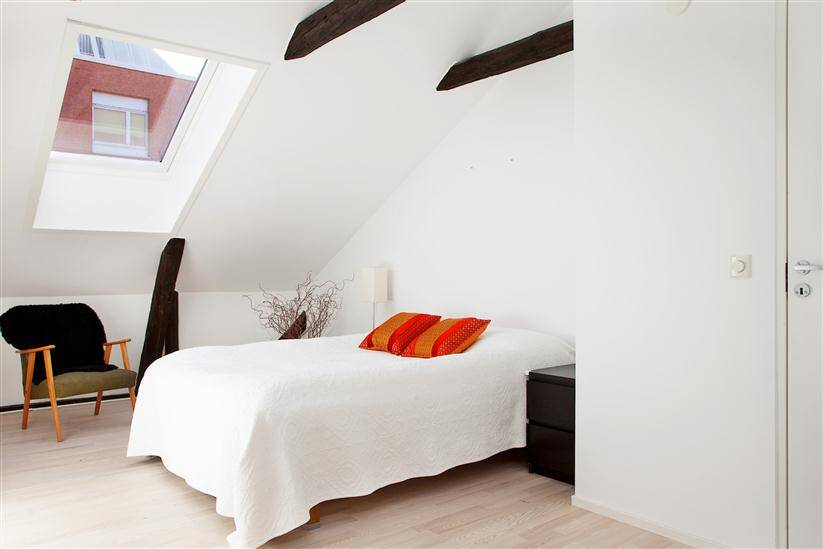 Apartment in Malmo - more united design interior styles give freshness (16)
