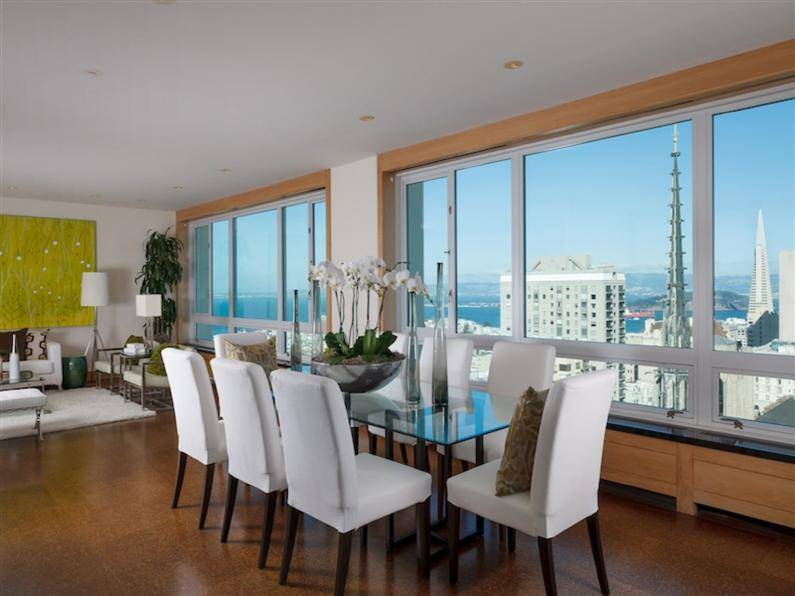 Apartment with majestic view over the city of San Francisco (4) (Custom)