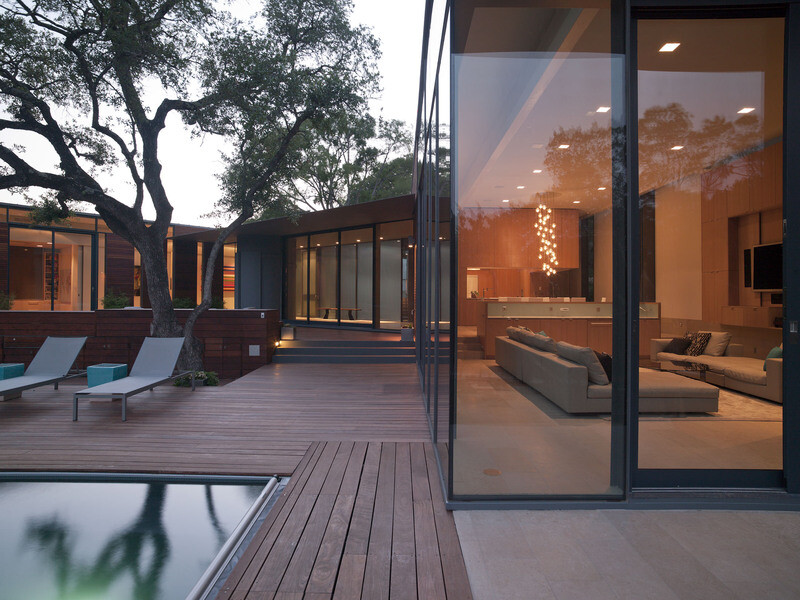 Bercy Chen Studio Cascading Creek House (14)