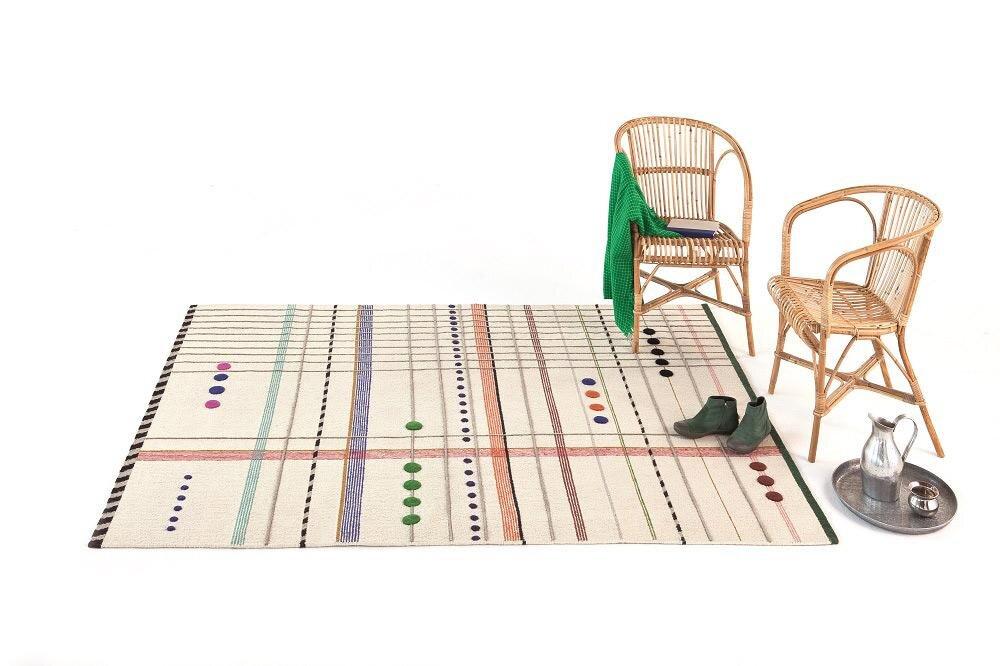 Doshi Levien: Rug collection for Nani Marquina