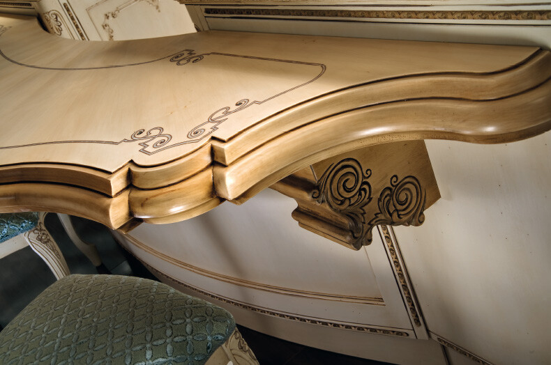 Fenice kitchen inspired by the Baroque and Venetian theater (3)