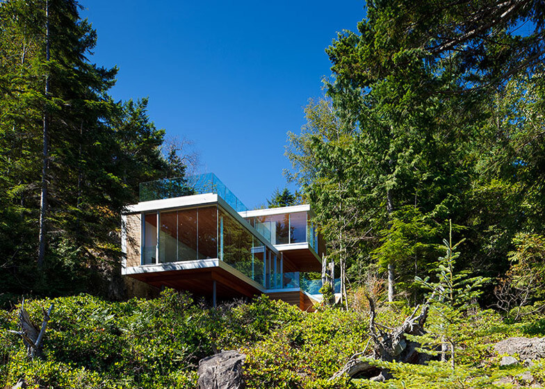 Gambier Island House - where beauty and silence reign  by McFarlane Green Biggar Architects (14)