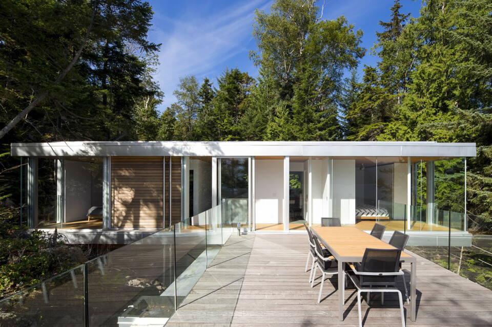 Gambier Island House - where beauty and silence reign  by McFarlane Green Biggar Architects (9)