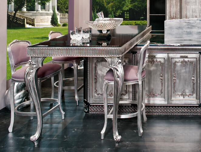 Kitchen inspired by the Baroque and Venetian theater (12)