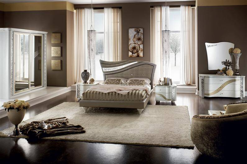 Miro luxury bedroom arredoclassic (Custom)
