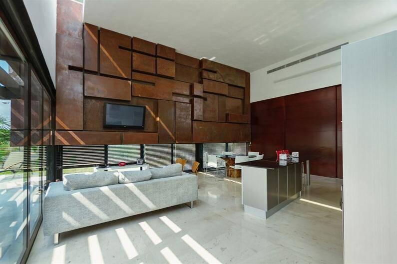 PL2 House by Seijo Peon Arquitectos y Asociados (5) (Custom)