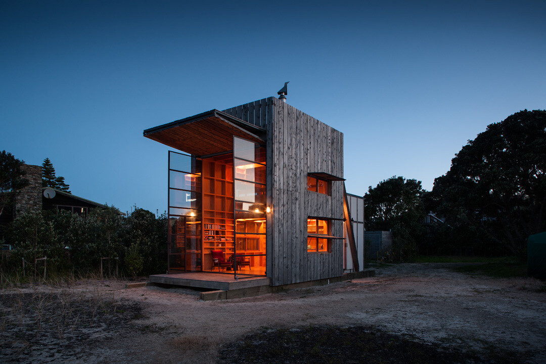 Tiny House Architecture: Holiday House By Crosson Clarke Carnachan