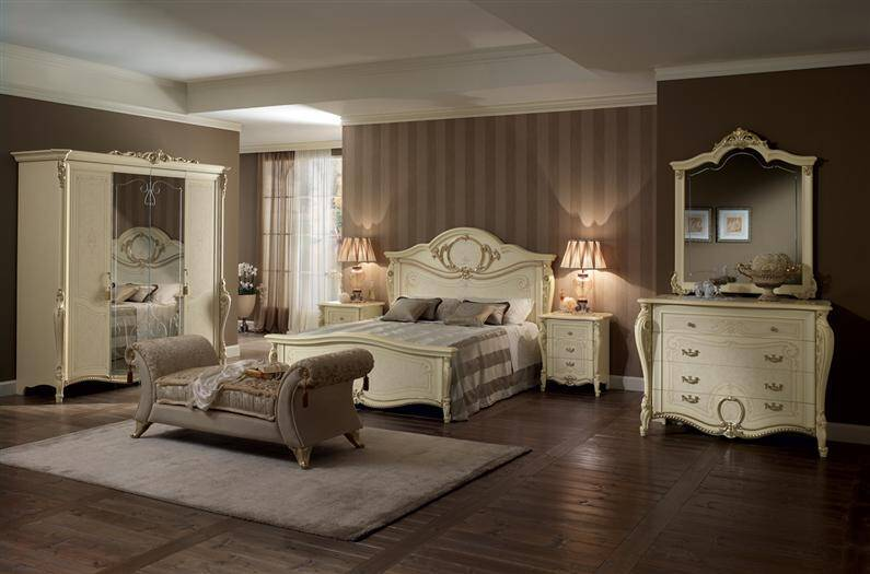 Tiziano luxury bedroom arredoclassic (Custom)
