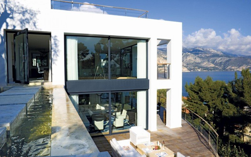 Villa O a splendid destination of French Riviera (1)