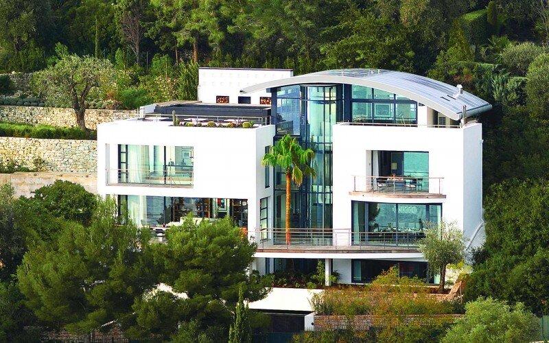 Villa O a splendid destination of French Riviera