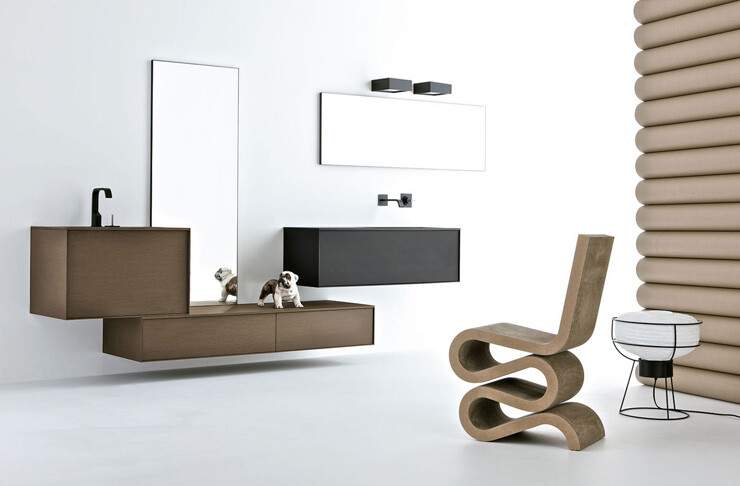 VoloGreen minimalist bathroom collection by Altamarea (11)
