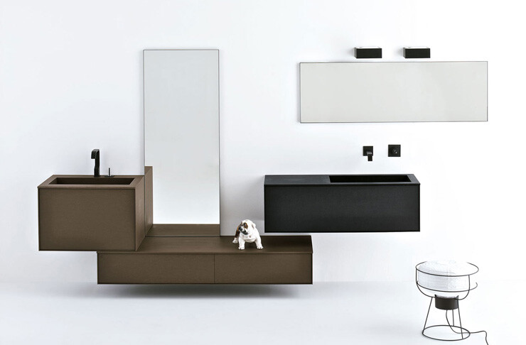 VoloGreen minimalist bathroom collection by Altamarea (12)