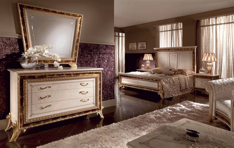 luxury bedroom arredoclassic (Custom)