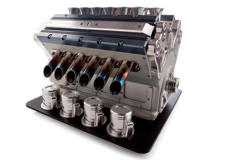 Espresso Veloce, coffee machine  a tribute to Grand Prix (1) (Custom)