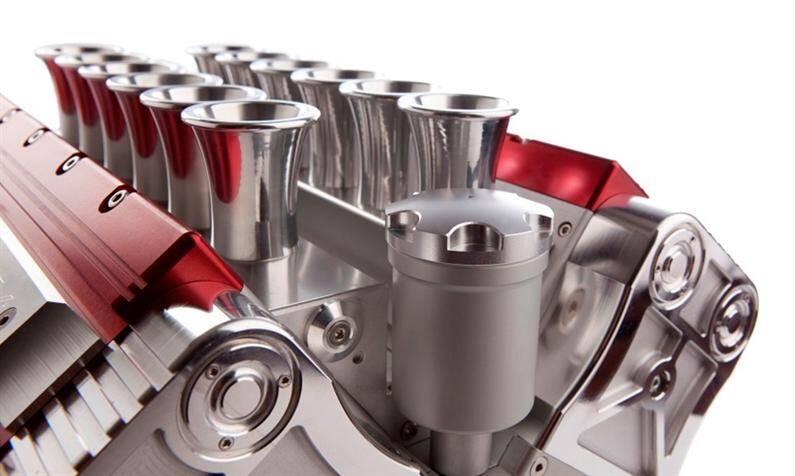 Espresso Veloce, coffee machine  a tribute to Grand Prix (7) (Custom)